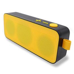 China Iron net Bluetooth Speaker 2*3W iron metal mesh