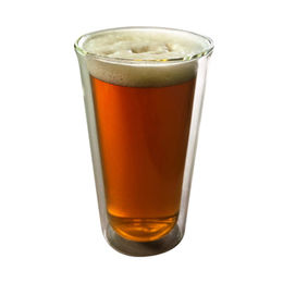 China Borosilicate Beer Glass, Pint Shape