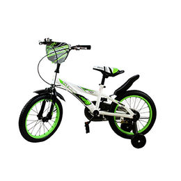 Kids Bicycle, children MTB bike, WAND tire, steel frame, with trainning wheels, factory direct from Hebei IKIA Industry & Trade Co. Ltd