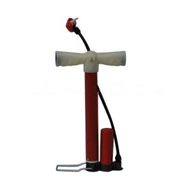Bicycle Pump with Pressure Gauge, 35mm Diameter, 590mm Long, Multifunction Nozzle from Hebei IKIA Industry & Trade Co. Ltd