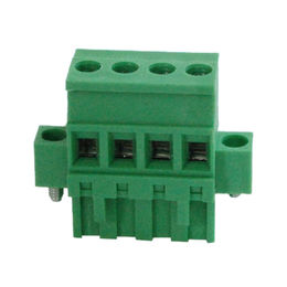 China Pluggable Terminal Block