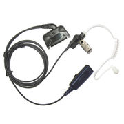 China Two-wire Earpiece and Microphone