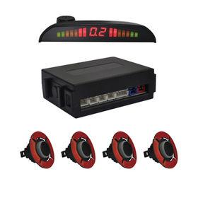 China 4 sensors parking sensors with LED display