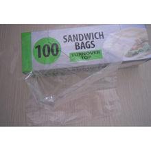 China HDPE Plastic Sandwich Bag