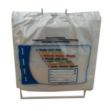 China HDPE Plastic DELI Bag