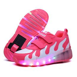 Wholesale Girl wheel roller led shoes, Girl wheel roller led shoes Wholesalers