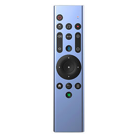 Aluminum Acoustics 12 Keys Remote Control, Chargeable Remote from SHENZHEN CHAORAN TECHNOLOGY CORP.