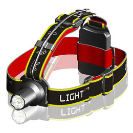 116lm Camping Head Lamps, Powered by AAA battery from Yangdong Light Squared Lighting Co. Ltd