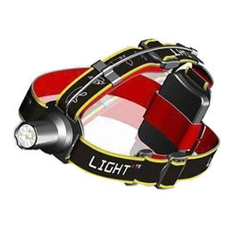 Camping LED Headlamp,Powered by 3 x AAA Alkaline Batteries from Yangdong Light Squared Lighting Co. Ltd