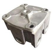 China ADC12 aluminum valve body and valve deck