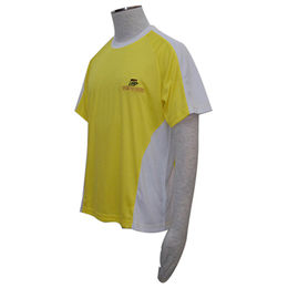 Macau SAR Promotional Purposes T-shirts in Customized Specifications, Suitable for BSCI