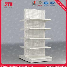 China Wholesale Collapsible Metal Wood Wine Rack Display Shelf On