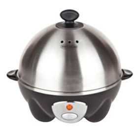 China Egg boiler with stainless steel cover