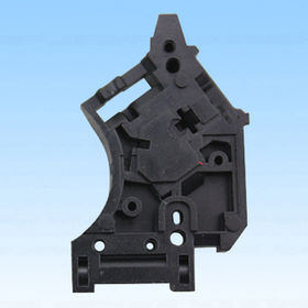 Customized Plastic Parts, Made of PPS from HLC Metal Parts Ltd