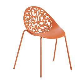 Stackable Modern Plastic Dining Chairs from Langfang Peiyao Trading Co.,Ltd