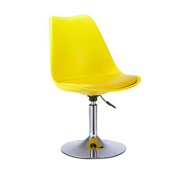 Modern Cheap Revolving Plastic Dining Chairs, Bar Chair from Langfang Peiyao Trading Co.,Ltd
