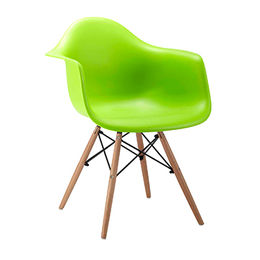 Modern Beach Chair, Stackable Plastic Chair from Langfang Peiyao Trading Co.,Ltd