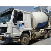 Transit Mixer, Concrete Mixer, HOWO 10cbm3 Concrete Mixer Truck from Newindu E-commerce(Shanghai) Co.,Ltd.