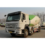 Mixer, Transit mixer, Concrete Mixer, HOWO 18 Cbm3 Concrete Mixer Truck from Newindu E-commerce(Shanghai) Co.,Ltd.