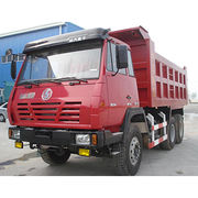 Truck, dump truck, 6x4 375hp dump truck Shacman from Newindu E-commerce(Shanghai) Co.,Ltd.