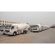 Concrete Mixer, HOWO A7 14 Cbm3 Concrete Mixer Truck from Newindu E-commerce(Shanghai) Co.,Ltd.