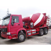 Mixer, Concrete Mixer, HOWO 8CBM3 Concrete Mixer Truck from Newindu E-commerce(Shanghai) Co.,Ltd.