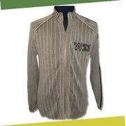 China Men's Knitwear Cardigan/Topcoat