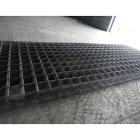 China Reinforcing Welded Wire Mesh from Anping Manufacturer: Anping ...