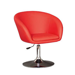 Soft PU seat bar stool with backrest and armrest from Langfang Peiyao Trading Co.,Ltd