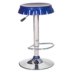 Modern simple swivel bar stool without backrest from Langfang Peiyao Trading Co.,Ltd
