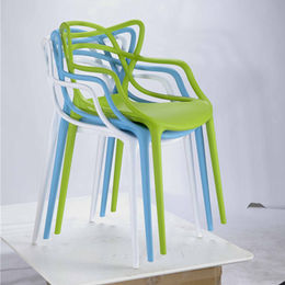 Stackable plastic chair hot sale from Langfang Peiyao Trading Co.,Ltd