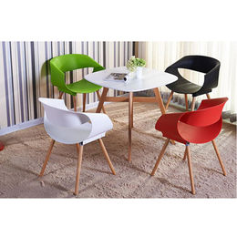 China supplier new design modern plastic chair for living room from Langfang Peiyao Trading Co.,Ltd