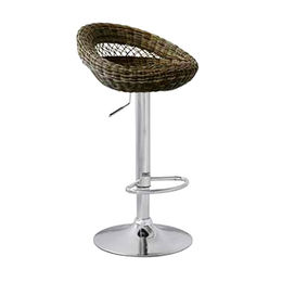Bar stool with bird's nest seat home used from Langfang Peiyao Trading Co.,Ltd