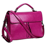 PU leather shoulder bags, OEM & ODM orders welcome from Iris Fashion Accessories Co.Ltd
