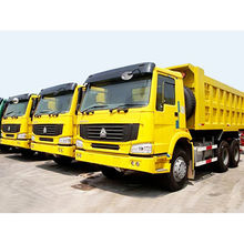 Dump Tipper Truck for Howo 6*4 ZZ9861A6540B from Newindu E-commerce(Shanghai) Co.,Ltd.
