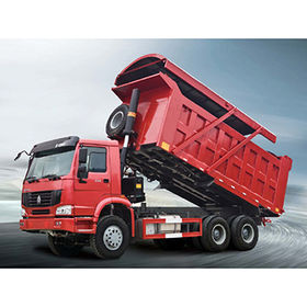 Tipper Truck, 6x4 10-tire ZZ4325A8721B for Howo from Newindu E-commerce(Shanghai) Co.,Ltd.