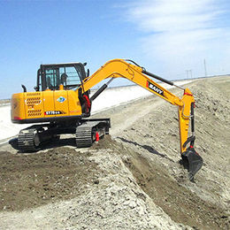 Excavator, SY205C High Quality from Newindu E-commerce(Shanghai) Co.,Ltd.