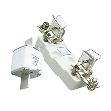 China Low Voltage Fuse Link and Base