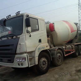 Concrete Mixer Trucks, SY306C-8/R for Sany from Newindu E-commerce(Shanghai) Co.,Ltd.