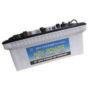 China N200 dry charge battery for bus, cars and tractor