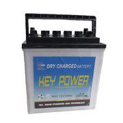 China N40 dry charge battery for cars, trucks, vehicles