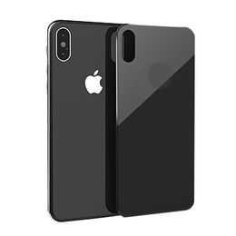 China Newest Released Full Cover Anti-fingerprint 3D Front and Back Tempered Glass for iPhone X
