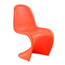2017 New Plastic Colorful Ergonomic Office Dining Chair T880 from Zhilang Furniture Co.,Ltd