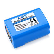 Lithium battery pack rectangle type 103450AR1 1S2P 3.7V 3400mAh for POS and so on ... from Shenzhen BAK Technology Co. Ltd