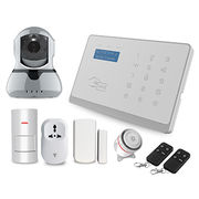 Wireless Intruder Security GSM 3G Home Alarm System from Shenzhen Chitongda Electronic Co. Ltd