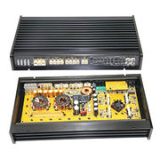 China 5-channel big power car amplifier
