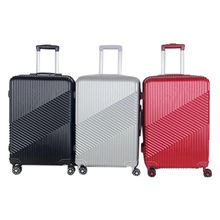China Fashionable ABS Travel Trolley Luggage for Men and Women