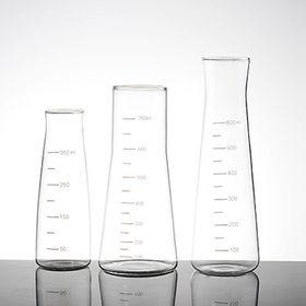 China Borosilicate glass flask