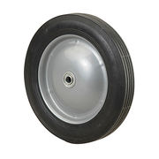 China Industrial core rubber wheel tyre caster for hand