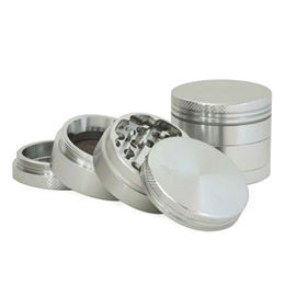 ce63f6574 Aluminum 4-layer metal smoking weed dry manual herb ... Wholesale Herb  grinder
